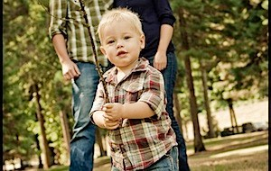 5 Tips for Young Family Portraits