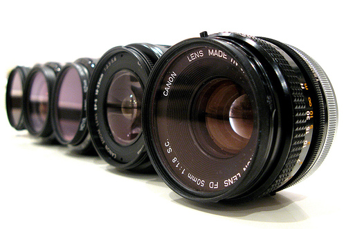 The Glass Menagerie: Choosing your Best Lenses