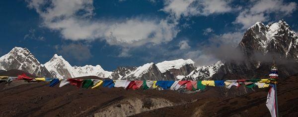 Prayers Across The Himalayas