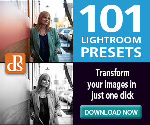 Digital Photography School Resources: 101 Lightroom® Presets Pack