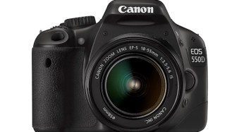 Canon EOS 550D Announced