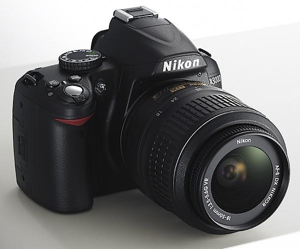 Nikon D3000 DSLR Review