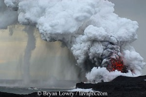How To Shoot Lava With Photographer Bryan Lowry