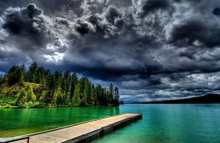 Break in the Storm by James Neeley