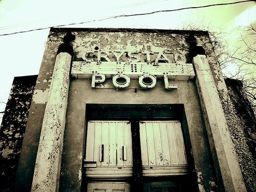 Crystal Pool by Chris Folsom