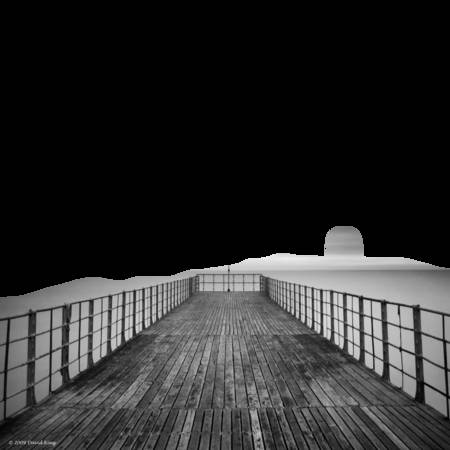 End of the pier by David King