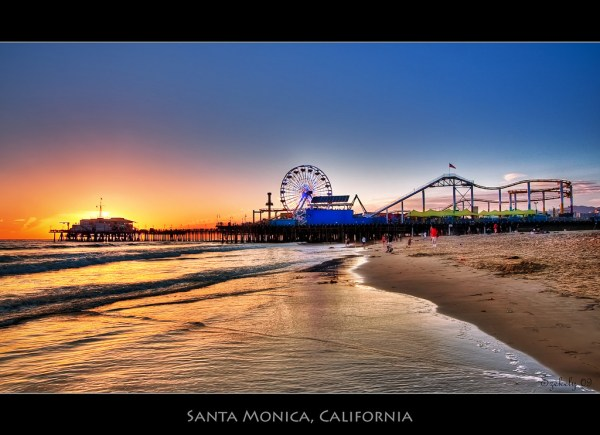 Pacific Park in Santa Monica - by szeke