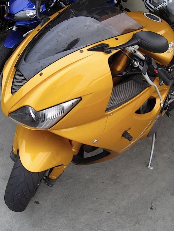 Triumph motor bike fish eye.JPG