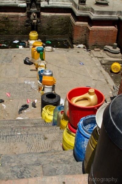 Scarcity In Kathmandu, Nepal