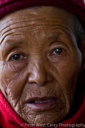 Tibetan Mother