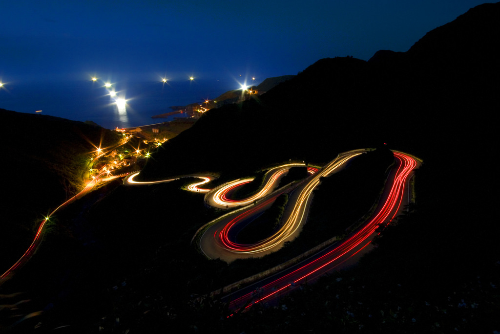 Light Trails Continue To Be Popular Subject Matter For Many Photographers And They Can Actually Be A Great Training Ground For Those Wanting To Get Their