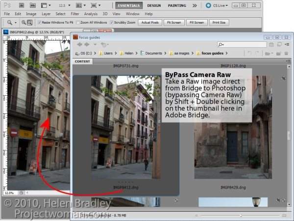 3 Things to Know about Working in Adobe Bridge