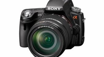 Two New dSLR Cameras from Sony a33 & a55