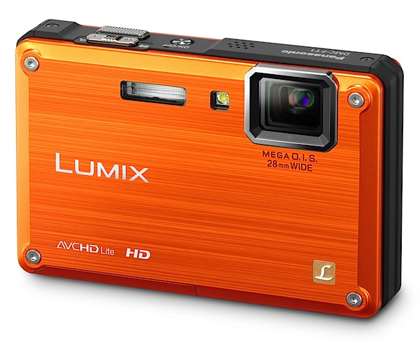 Panasonic Lumix DMC-TS1 (DMC-FT1) [Review]