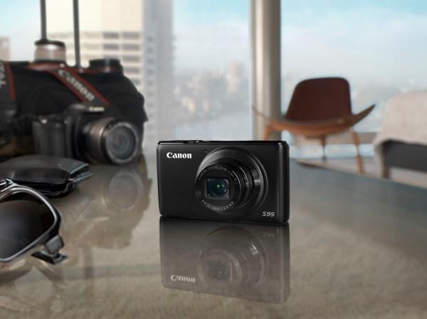 Canon Powershot S95 Released