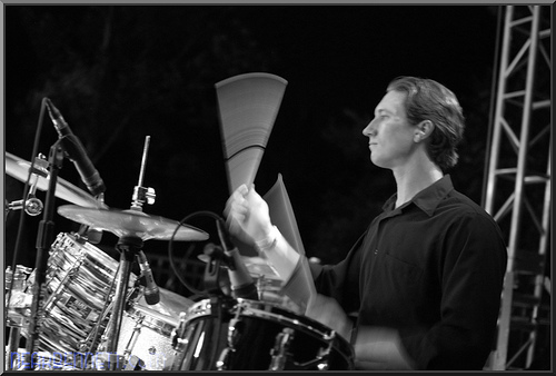 Drummers need great photos too!