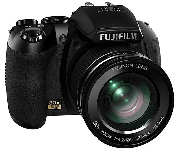 Fujifilm Finepix HS10 Review