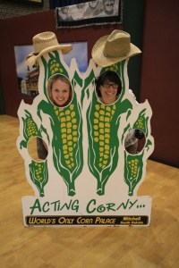Image: @kag2u and @nerdseyeview at the Corn Pallace
