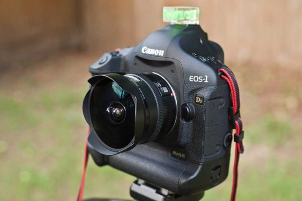 Using a fisheye lense with your photography.