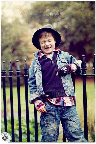 Child Photography – The Power of a Fake Laugh