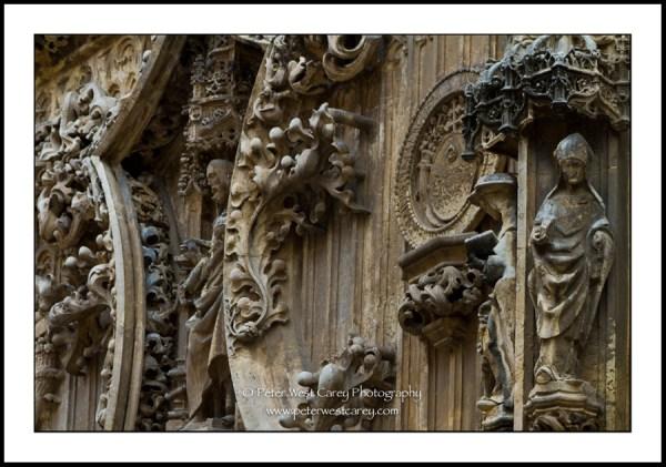 Image: Church Details - Malaga, Spain