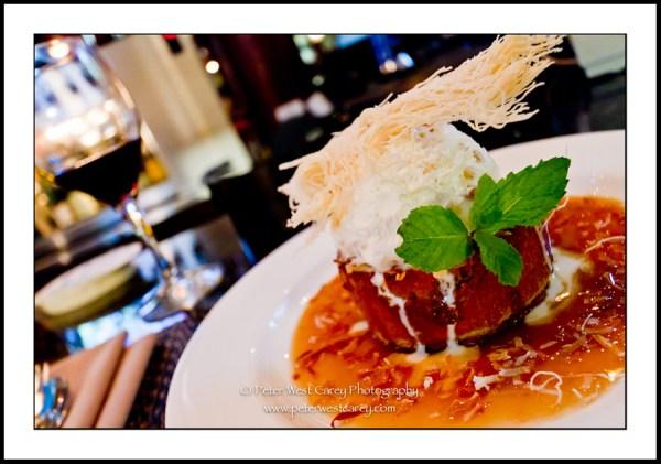 Image: Dessert! Lahaina Grill - Hawaii, USA