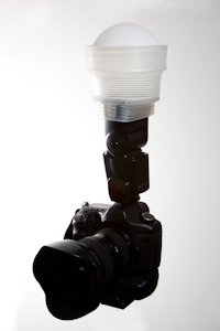 The Gary Fong Lightsphere Collapsible