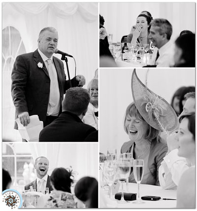 Wedding Photography - 5 tips for the Speeches