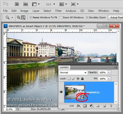 More Flexible Lightroom to Photoshop Editing