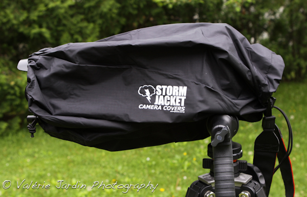 Storm Jacket Camera Covers by Vortex Media