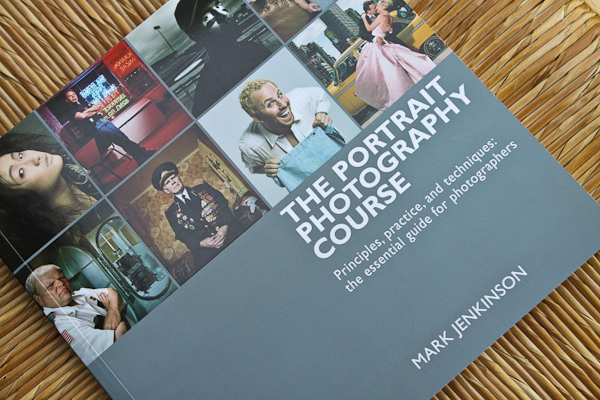 The Portrait Photography Course by Mark Jenkinson - Book Review