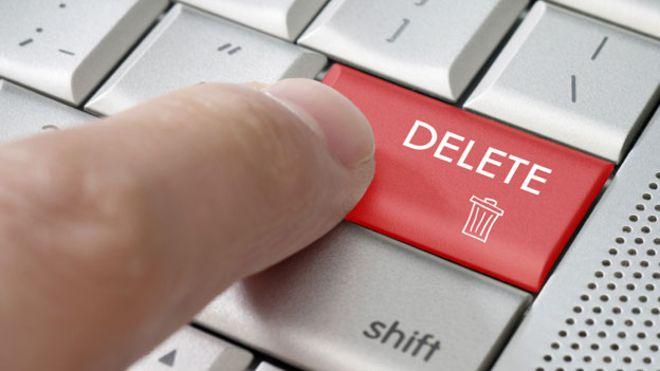 delete ruthlessly