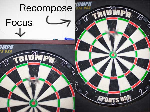 The Problem With The Focus-Recompose Method