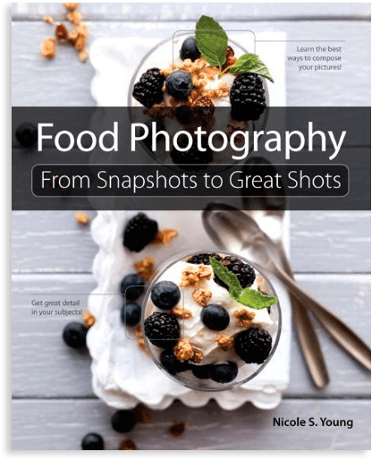 Food Photography: From Snapshots to Great Shots (Book Review)