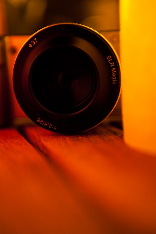 SLR Magic + Sony NEX 5 = Low-Fi Fun! (A review)