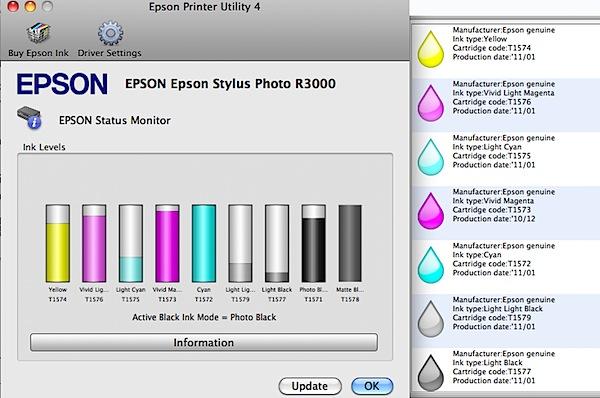 Epson stylus photo r3000 pigment inkjet printer review fandeluxe Images