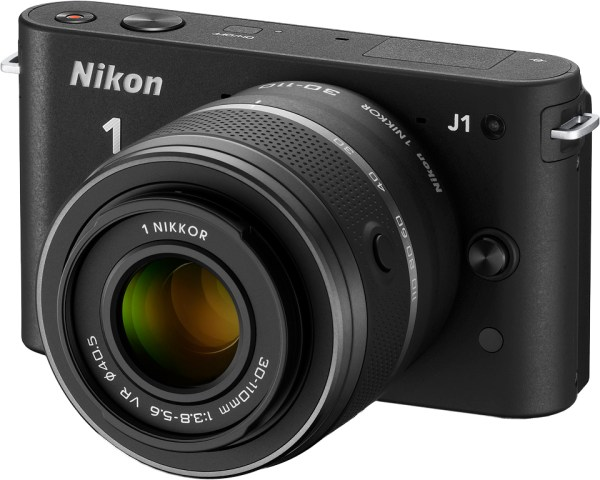 Nikon Announce New 1 System Cameras (J1 and V1)