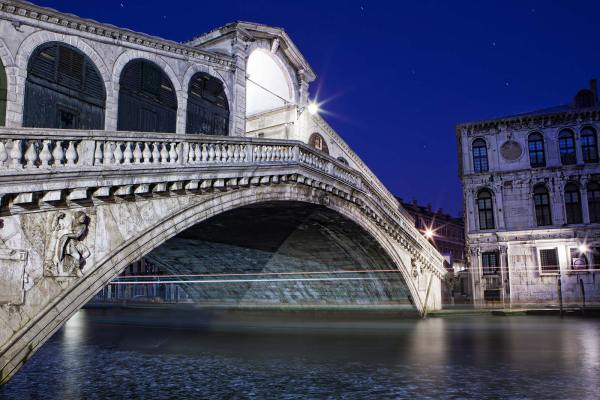 The Rialto Bridge in Venice | James Brandon Photographer