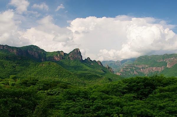 9 Landscape All Clear - Copper Canyon, Mexico - Copyright 2011 Ralph Velasco.jpg