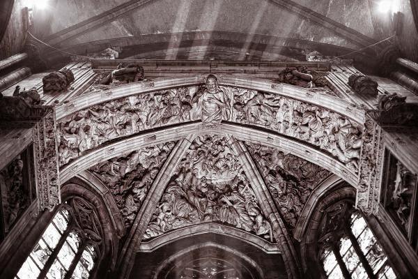 The Milan Cathedral | James Brandon Photographer