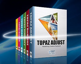 Get $100 Off Topaz Post Production Plug-In Bundle: This Weekend Only