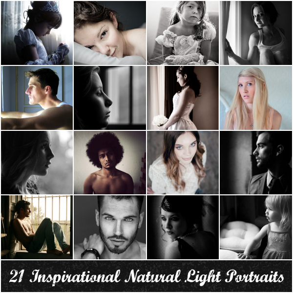21 Inspirational Natural Light Portraits