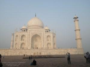 Image: Taj Mahal, India