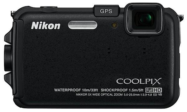 Nikon AW100 Review