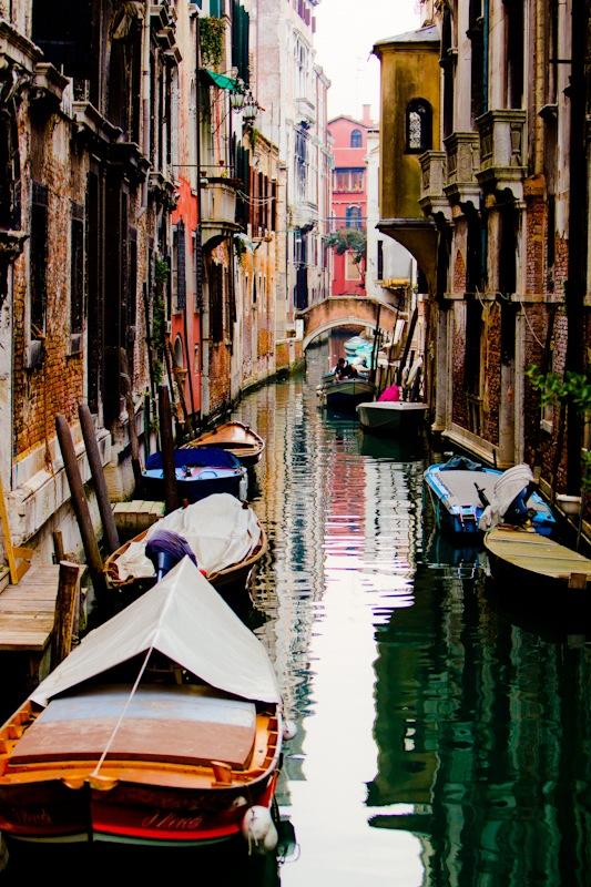 A Lightroom Post Production Walk Through: Venice