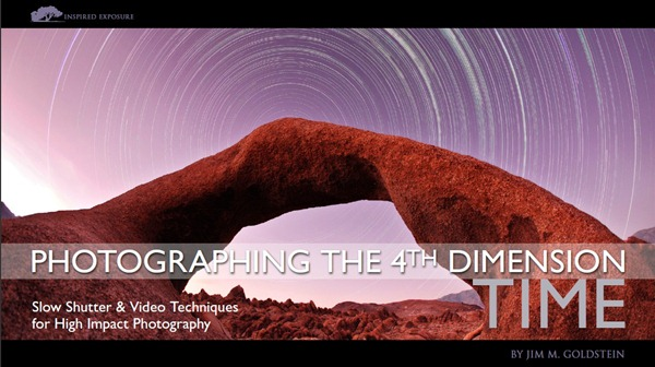 Photographing The 4th Dimension – TIME [ebook REVIEW]