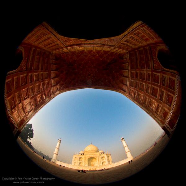 Image: Taj Mahal, Agra, India