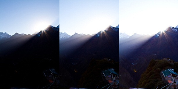 How I Shot And Edited It - Nepal Zoomable Panorama