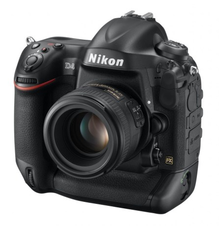 Nikon D4 to blow our minds?