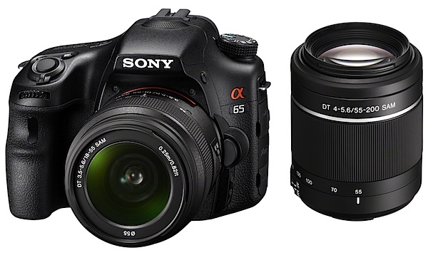 Sony Alpha SLT-A65 Review